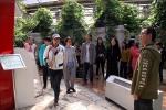 市科技局组织青年干部赴市农科院学习调研 - 科学技术局