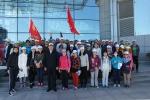 哈尔滨市科技局参加黑龙江省科技工作者创新争先徒步活动 - 科学技术局