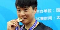 场地自行车女子团体竞速赛 黑龙江代表团再添金牌 - 体育局