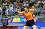 龙江女乒创造历史 全运会团体赛摘银 - 体育局