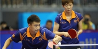 这是继 1987 年,黑龙江选手焦志敏在 1987 年六运会获得女单金牌后,黑龙江乒乓球运动员在全运会上取得的首枚金牌。 - 新浪黑龙江