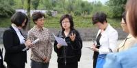 董濮赴兰西县调研基层妇联组织建设改革进展情况 - 妇女联合会