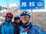 冰城16岁男孩骑单车40余天 穿越新疆西藏上演变形记 - 新浪黑龙江