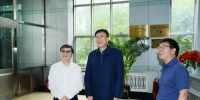 省委副书记陈海波来校看望韩杰才院士 - 哈尔滨工业大学