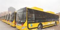 6条公交线路更换200台新能源车 - 哈尔滨新闻网