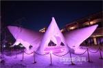 30.5米冰壳建筑世界第一高 - 哈尔滨新闻网
