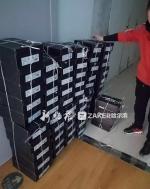 6家售假商户被举报 执法部门查扣1079双假冒跑鞋 - 新浪黑龙江