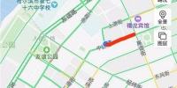 """哈尔滨道里区这条街""""掐""""一段儿改成单行道 - 新浪黑龙江"""