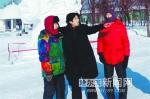 30年雪博会 冰城人雕刻出梦幻冬天 - 哈尔滨新闻网