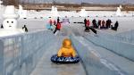"""""""赏冰乐雪园""""——黑龙江冬季群众体育活动基地开园啦! - 体育局"""