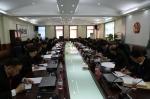 绥化中院迅速传达落实第二十六次全省法院工作会议精神 - 法院