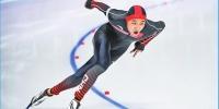 黑龙江省高亭宇获平昌冬奥会男子500米速度滑冰季军 - 新浪黑龙江