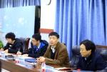 工业和信息化部督查组来校督查安全管理工作 - 哈尔滨工业大学