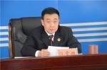 饶河县检察院召开 深化机关作风整顿优化营商环境动员大会 - 检察