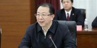 黑龙江省人大常委会副主任李显刚到省检察院调研时指出: 努力形成监督合力,全力推进公正司法 - 检察