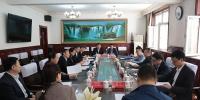湖南省供销社理事会主任曾震亚一行到黑龙江省供销社考察调研 - 供销合作社