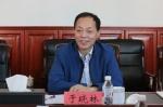 湖南省供销社监事会主任廖国锋一行到省供销社考察调研 - 供销合作社
