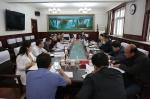 省社召开派出监事工作会议 - 供销合作社