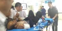 外地农民胳膊被切掉大半 哈市的哥引路13分钟到医院 - 新浪黑龙江