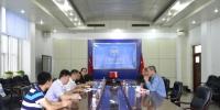 奥地利WIFI学院代表团来我校访问 - 科技大学