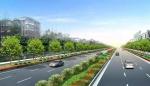 两车道以上道路建绿化分车带 - 新浪黑龙江