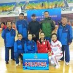 牡丹江代表队荣获第三届黑龙江省社会体育指导员素质大赛团体亚军 - 体育局