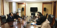 陈青副主任会见吉林省民委少数民族代表人士考察组 - 民族事务委员会