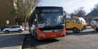 公交82路82路区间120路恢复原线路 北京街匝道恢复通行 - 新浪黑龙江