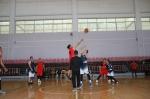 同江市举办篮球比赛 - 体育局