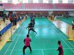 2018年同江市教育系统乒乓球、羽毛球比赛 - 体育局