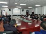 黑龙江冰雪体育职业学院收看庆祝改革开放40周年大会 - 体育局