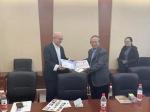 德国新教福音事工协会访问团到访黑龙江神学院 - 民族事务委员会