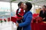 """齐秀娟一行看望载誉归来的全国三八红旗手标兵贾秀芳和她的""""孩子们"""" - 妇女联合会"""