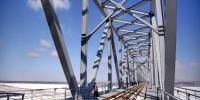 同江中俄铁路大桥正在有序建设中 - 发改委