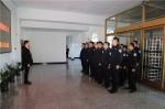 双鸭山中院第52次公众开放日 移民警察走进法院 - 法院