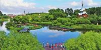森林湿地两明珠 北国风光靓江南 黑龙江夏季旅游推介走进南国四城 - 人民政府主办