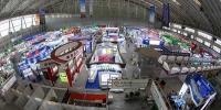 第六届中俄博览会和第三十届哈洽会布展工作接近尾声 - 商务厅