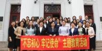 省妇联机关全体党员参观东北烈士纪念馆和东北抗联博物馆 - 妇女联合会