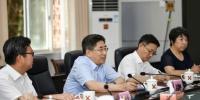 校党委书记王树权带队到广西金秀调研推进定点扶贫工作 - 哈尔滨工业大学