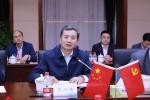 校党委书记熊四皓一行赴湖南调研 - 哈尔滨工业大学
