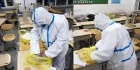 哈尔滨法院干警下沉一线合力防疫显担当 - 法院