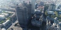 """哈尔滨市开发区最大""""烂尾楼""""案件成功执结 - 法院"""